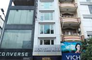 Bán gấp khách sạn Lê Thánh Tôn, P. Bến Nghé, Q1. DT: 12.6x21.5m, H, 9 tầng 300 tỷ