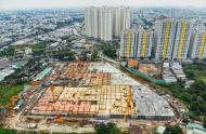Mở bán Shophouse mặt tiền Võ Văn kiệt, Dự án Diamond Riverside, Quận 8. giá 28 triệu/m2(VAT).đã có GPXD, đang xây dựng lên đến sàn...