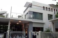 Villa siêu chảnh khu 215 Nguyễn Văn Hưởng, Thảo Điền, Q2, 6 phòng ngủ, DTSD hơn 600m2, bán 35 tỷ