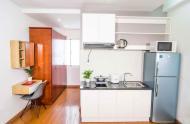Căn hộ có bếp giá tốt chỉ 8tr/tháng, khu Tân Định - Trần Quang Khải, Quận 1. 25m2, 0938245958