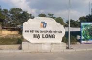 Mở bán đất nền trung tâm TP Hạ Long, đã có sổ, giá 20 triệu/m2(VAT), Ck ngay 700 triệu.