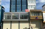 Bán tòa nhà 10 lầu, Nguyễn Thái Học - Trần Hưng Đạo DT: 7.55 x 20m HĐ thuê 600 triệu/th, giá 150 tỷ