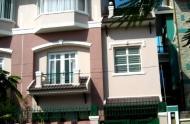 Bán gấp biệt thự góc 2 mặt tiền đường Trần Khắc Chân, P, Tân Định, Quận 1. DT 10.5m x 21m giá 38 tỷ
