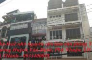Cho Thuê Nhà Nguyên Căn Làm Văn Phòng Tại Đường Huỳnh Văn Bánh, Phường 12, Quận Phú Nhuận