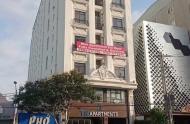 Khách sạn 2MT trước sau Phố Tây Bùi Viện Q1 4x15m trệt 4 lầu giá 55 tỷ