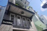 Cho thuê nhà 630- 632 Hưng Phú dt: 6,6x12m giá  40tr