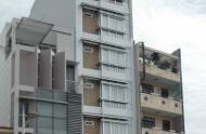 * Bán nhà MT Nguyễn Văn Cừ, Phường Cầu Kho, Quận 1. DT: 5.1x20.1m,1 hầm 7 lầu.