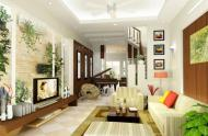 Bán villa mặt tiền nội bộ đường Trần Quý Khoách quận 1, DT 10x20m. Giá 39 tỷ