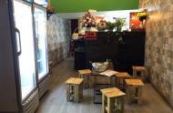 Sang quán Cà Phê, Nước ép, thức ăn văn phòng tại địa chỉ Ung Văn Khiêm, P25, Bình Thạnh, TP Hồ Chí
