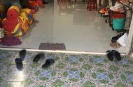 Bán nhà mặt tiền đường thông 7m thuộc Ấp 1 Vĩnh Lộc A, Bình Chánh, HCM