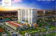 Chính Chủ Cho Thuê Căn Hộ 66m2, 2PN Dự Án Moonlight Residence 102 Đặng Văn Bi, Quận Thủ Đức, TP.