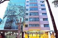 Bán gấp nhà MT Calmette, Nguyễn Thái Bình Q1, 65m2, hầm + 9 lầu, ST HĐ 165tr/th 0949228904
