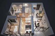 Sang nhượng căn 3 phòng ngủ bcons miền đông 72.25m2 tầng đẹp bao rẻ nhất dự án