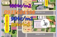BÁN ĐẤT NỀN 2 MẶT TIỀN Đ.LÊ DUẨN - THỊ TRẤN  LONG THÀNH - SHR - XDTD  0933684598