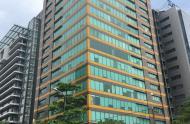 Cho thuê văn phòng tầng 13 tòa TTC Tower, DT 75m2, phố Duy Tân, quận Cầu Giấy