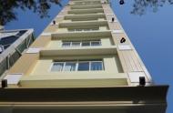 Chính chủ cho thuê  khách sạn Phạm ngũ lão, dt: 4x23, nh 6.3- 27p, 7lau, giá 180 triệu