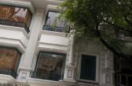 Bán căn hộ dịch vụ MT đường Lê Lai, Phường Bến Thành, Q. 1, DT: 5,8x22m, 6 lầu, giá 73 tỷ