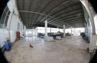 Bán nhà xưởng mặt tiền 25 mét ,container vô được, quan trung, quận 12, TP HCM
