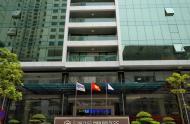 Cho thuê văn phòng 219 Trung Kính, quận Cầu Giấy, diện tích 150m2, văn phòng chuyên  nghiệp, giá