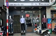 Chính chủ cần cho thuê mặt bằng và sang lại shop quần áo nam số 66A, Đường Nguyễn Trãi, Phường
