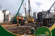 Dự án: La cosmo Hoàng Văn Thụ căn hộ cao cấp trung tâm quận Tân Bình tại Đường Hoàng Văn Thụ,