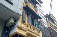 Nhà rẻ, đep, kinh doanh, ô tô đỗ cửa, Phạm Tuấn Tài, 45 m2, 5 tầng, mặt tiền 3.7m, 8,5 tỷ.