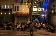 CẦN SANG FULL QUÁN BAR LỀ ĐƯỜNG THE CATS MẶT TIỀN 332 PHẠM VĂN ĐỒNG, P.1, GÒ VẤP