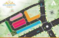 Chỉ 23tr/m2 Đất Nền Kèm Sổ Đỏ Khu Đô Thị Mới Thuận An Bình Dương Royal Market Town