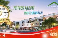 Bán gấp nền đất tại An Phú Thị xã Thuận An Bình Dương với 90m2 giá 2.34ty lh 0939601118