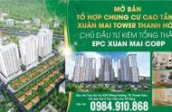 Thị trường căn hộ chung cư Thanh Hoá sôi sục với căn hộ Xuân Mai Tower Hotline: 0984.910.868 -