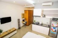 Căn hộ mini có bếp khu Tân Định, Q1, DT 25m2, đầy đủ nội thất, giá thuê chỉ 8tr/tháng 0938245958