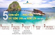 """🏆Cơ hội """"VÀNG"""" sở hữu đất biển Phú Yên tuyệt vời hơn bao giờ hết! giá chỉ 7-8tr/m2"""