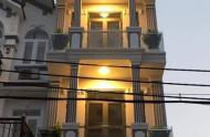 Cho thuê Nhà MT Ung Văn Khiêm - D2 Quận Bình Thạnh 6x20m 125tr