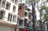 Cho thuê nhà nguyên căn làm CHDV, MT Phan Tây Hồ, p7, phú nhuận Dt 7x15m Giá 39 tr