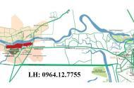Cần bán mợt số lô đất nền khu đô thị Nam Sông Cái giá đầu tư, sổ đỏ thổ cư (LH: 0964.12.7755)