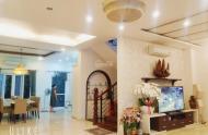 Cho thuê biệt thự Nam Thông 1 - Phú Mỹ Hưng, Quận 7, HCM DT 11x18m 2,5T giá 75tr TL LH: 0905771366