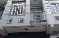 Nhà 3m7 x 14m. Hẻm 6m Bến Phú Định, P16, Q8 Giá 3.75 tỷ