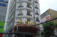 Cho Thuê  KS nhà MT đẹp Hoàng Văn Thụ  P4  QTân Bình DT 12x17m 1H7L Giá 210Tr