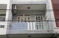 Nhà mặt tiền Đường 55, khu Bình Phú II, P10, Q6. Giá 7.6 tỷ