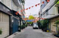 Bán nhà Phan Đăng Lưu, Phú Nhuận, 4tầng, 9.8tỉ.55m hẻm 6m.