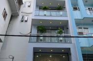 Cho thuê nhà MT đường hồ văn huê , P9, Q Phú Nhuận 5x30m giá 60tr