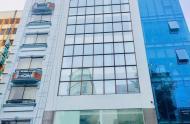 Cho thuê building văn phòng  cộng hòa DT 8x29,trệt 4 lầu,200tr/th