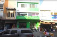 Cho thuê nhà mặt tiền 10-12 Yersin, P.Nguyễn Thái Bình, Q.1. DT 8.5m x 17m