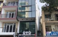 Cho thuê nhà MT 5 lầu 393 Nguyễn Công Trứ P. Cầu Ông Lãnh Quận 1  Giá thuê : 110 triệu/tháng