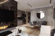 Cho thuê căn hộ cao cấp 1 Phòng Ngủ Vinhomes Metropolis - Liễu Giai