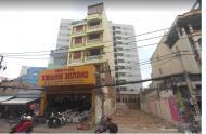 Cho thuê 274 (184 cũ) Võ Văn Kiệt Quận 1 dt 4x25m 4T giá 70tr