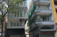 Cho thuê 101 Yersin Quận 1 DT 4,3x23m, 4L, Giá: 120 Triệu