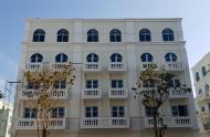 Shophouse mặt biển Bãi Trường giá tốt, cách biển 200m, 14 phòng khách sạn