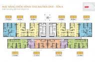 Suất ngoại giao dự án The Matrix One cần bán - LH: 0988428942/0833281999