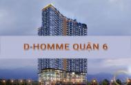 Mở bán căn hộ mặt tiền đường Hồng Bàng, quận 6. TT 50% đến khi nhận nhà
